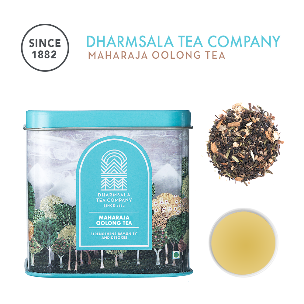 Maharaja Oolong Tea