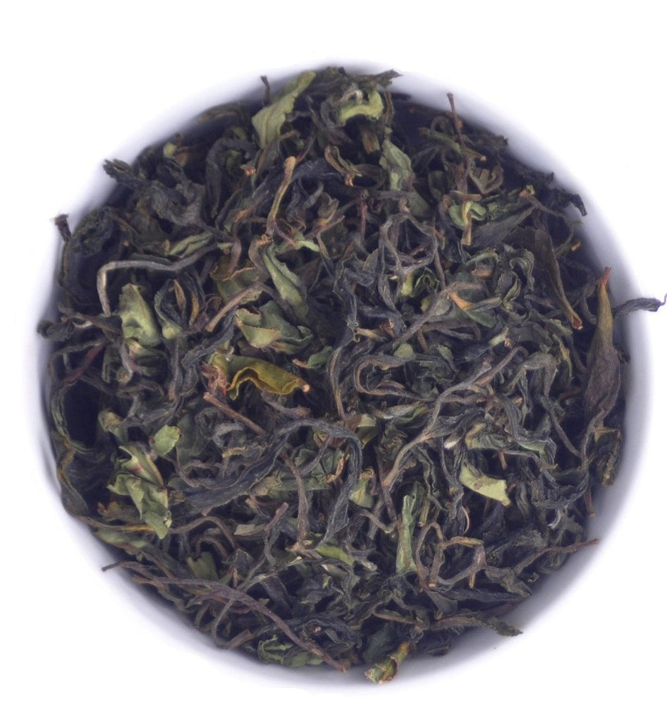 Himalayan Hand Rolled Oolong Tea