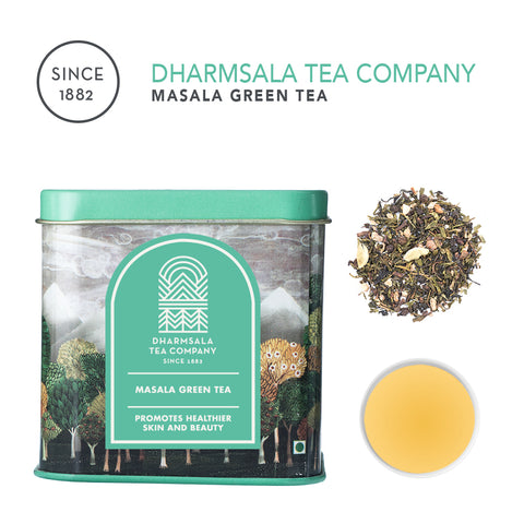 Himalayan Masala Green Tea
