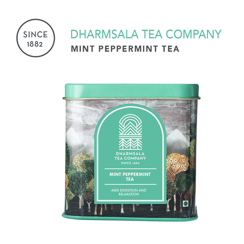 Mint Peppermint Tea