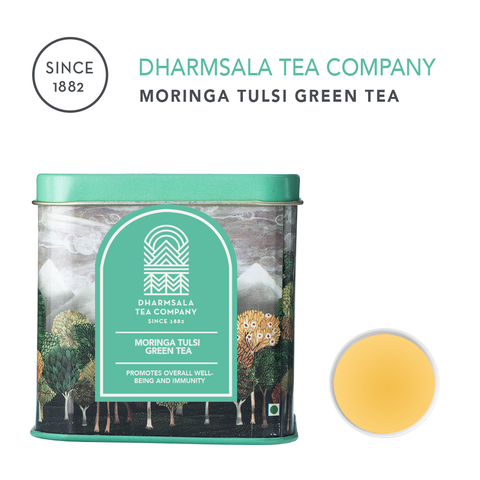 Moringa Tulsi Green Tea