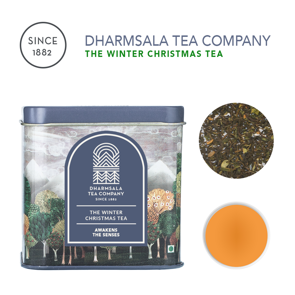The Winter Christmas Tea (50gm)