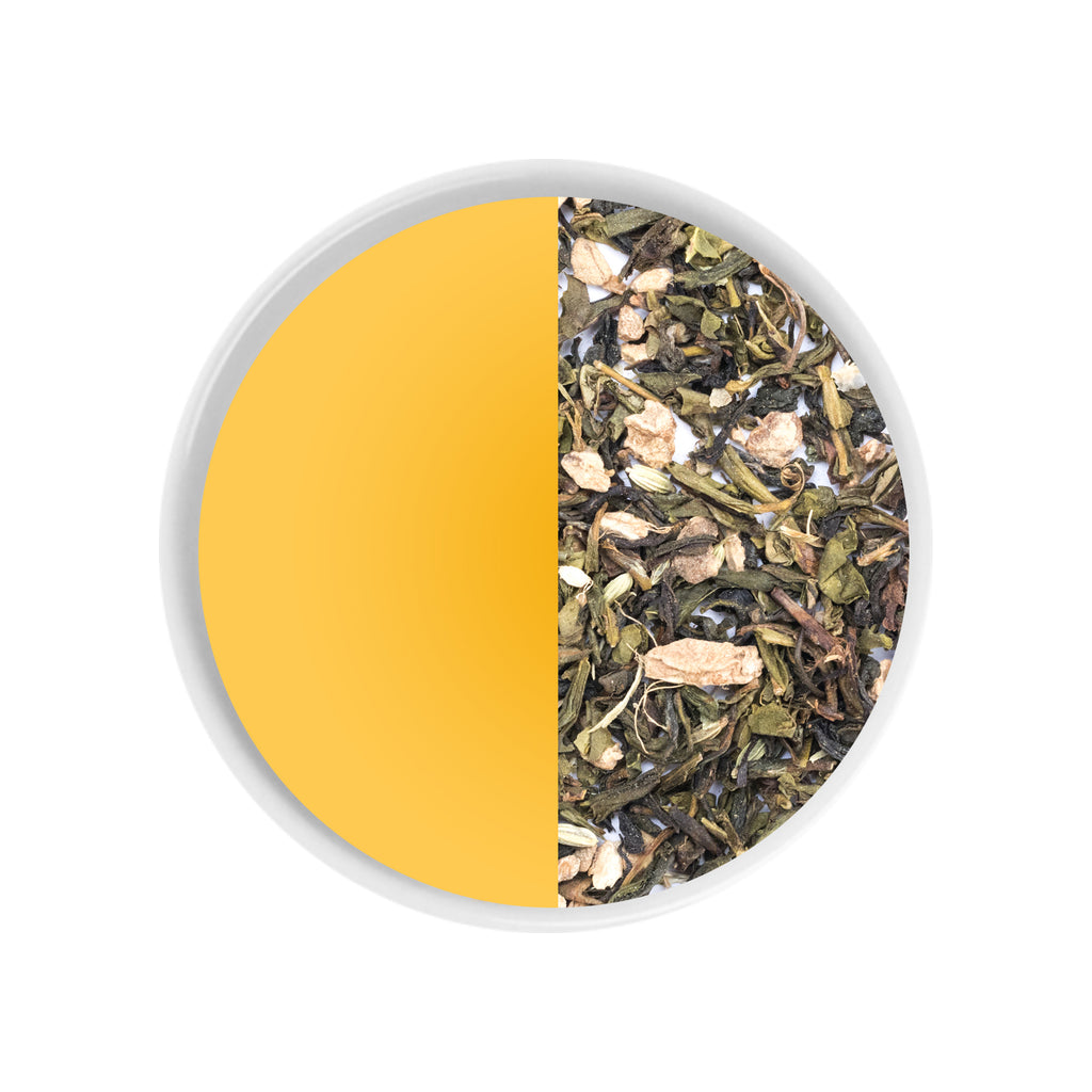 Ayurvedic Morning Blend Green Tea