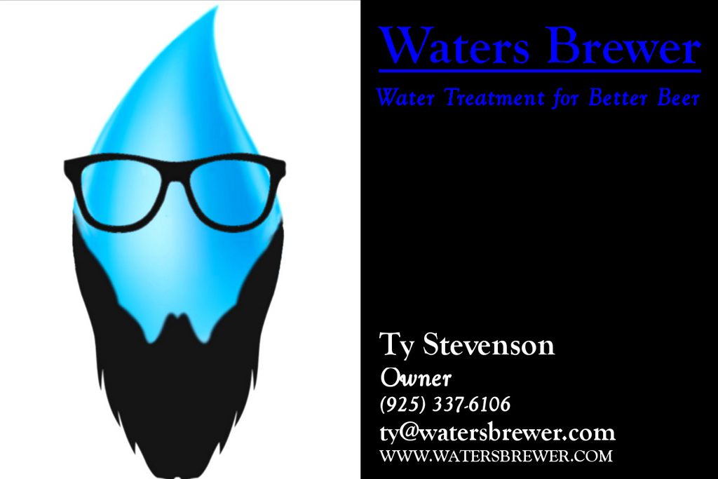 The Waters Brewer Study: Experiment #10 - 22.5 grams of Gypsum and no other minerals