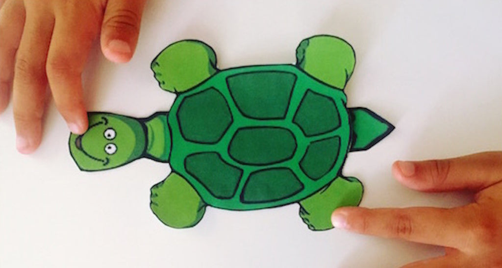Easybee Articulation Turtle