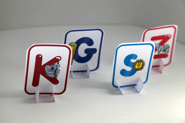 FREE A-Z Desk Buddies with letter stand