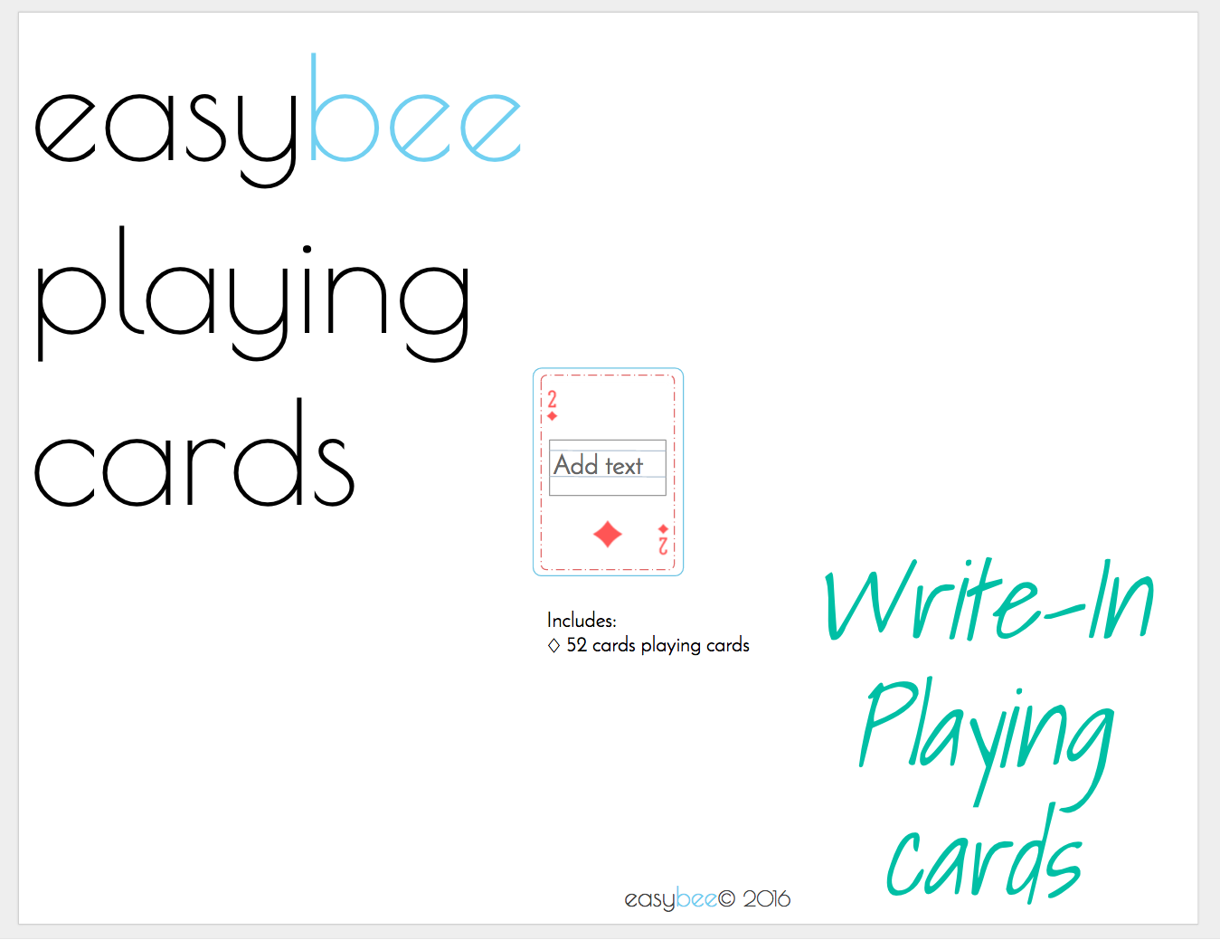 photo relating to Printable Playing Card identified as JFF Printable Mini Taking part in Playing cards- publish in just