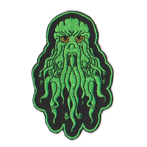 Cthulhu Iron On Patch