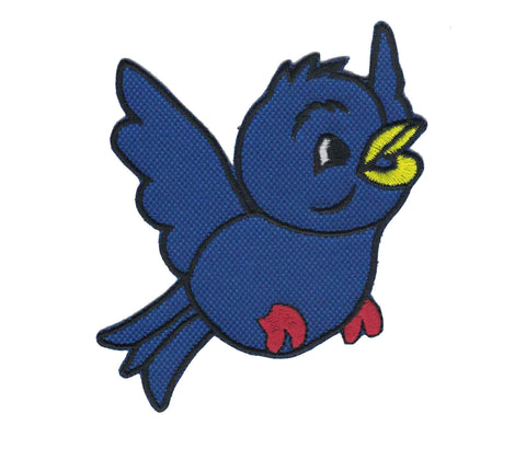Bluebird Applique Bluebird Patch