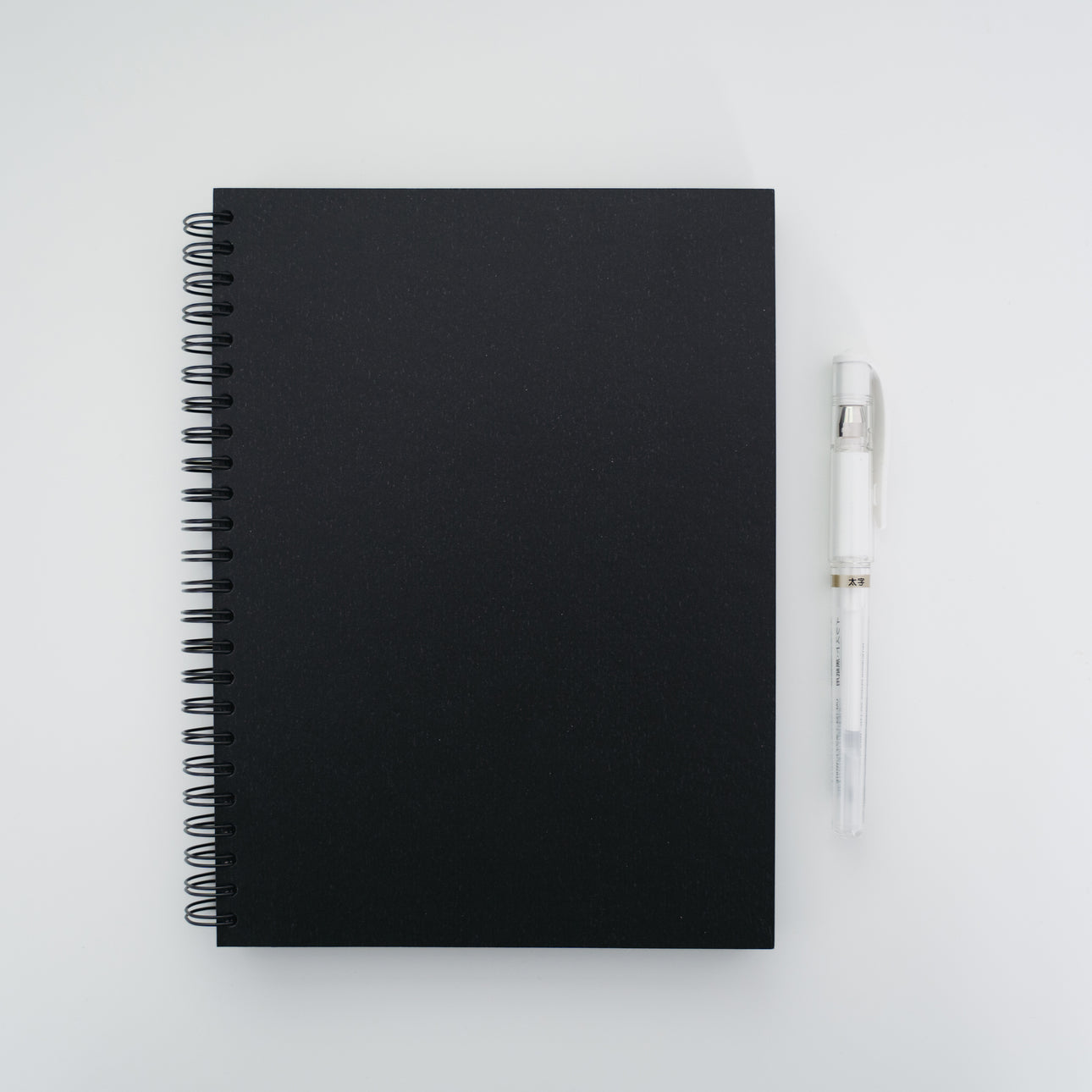 Dotted Notebook - Black Edition