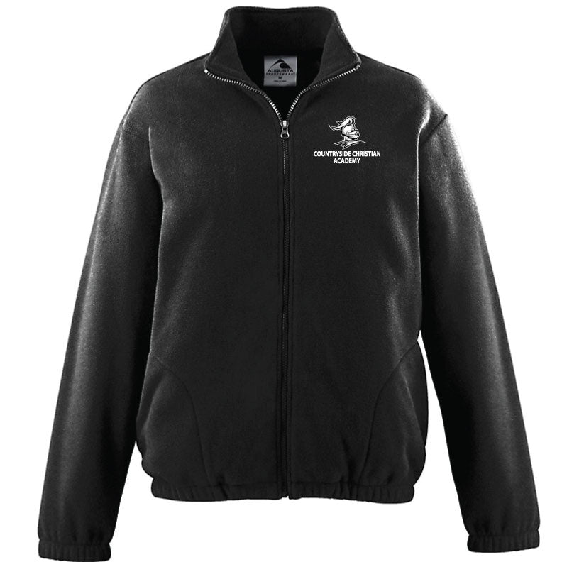 Countryside Christian Academy Zip Fleece