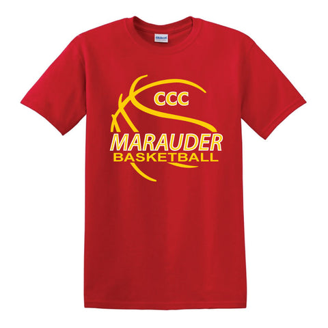 CCC Marauder Basketball Long Sleeve T-shirt