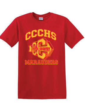 CCC Marauder Men's Dri-fit Polo