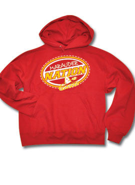 CCC Marauder Nation Hat Design Hoodie