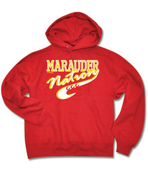 CCC Marauder Nation Spiritwear Hoodie  -  LIMITED QUANTITIES - ONLY AVAILABLE WHILE SUPPLIES LAST