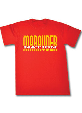 CCC Marauder Nation Split Design T-shirt