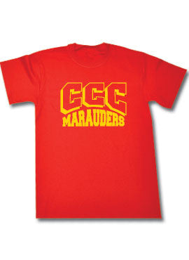 CCC Red Out Marauder T-shirt red