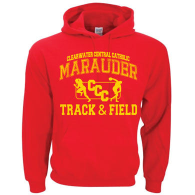 CCC Marauder Track & Field Hoodie  -  WHILE SUPPLIES LAST
