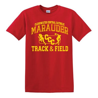 CCC Marauder Track and Field T-Shirt