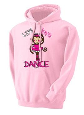 Peace Love Dance T-Shirt