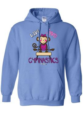 Natural Energy Cheer Hoodie