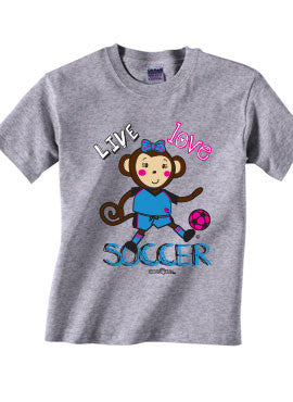 Live Love Soccer T-Shirt