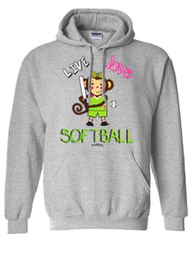 Natural Energy Softball T-shirt