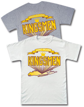 Long Island Kingsmen T-Shirt