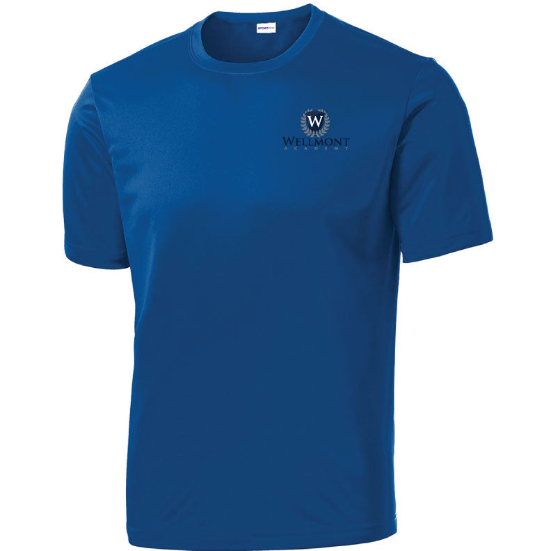 Wellmont Academy Short Sleeve DriFit T-shirt