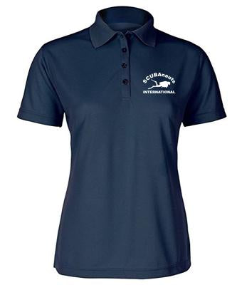 SCUBAnauts Ladies' Performance Polo