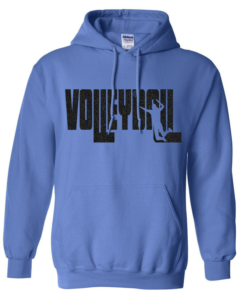 Shimmer Volleyball Hoodie