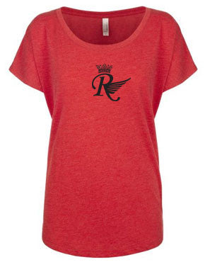 St. Raphael Catholic School Ladies Dolman T-Shirt