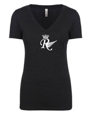 St. Raphael Catholic School Ladies Burnout Tank Top