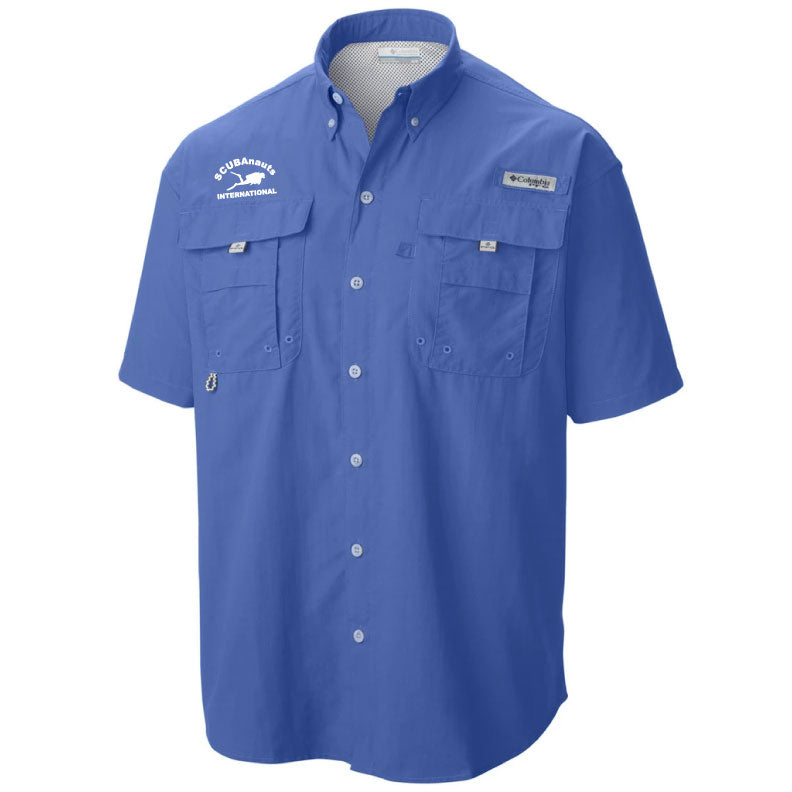 SCUBAnauts Men's Columbia Shirt