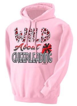 Wild About Cheer Hoodie
