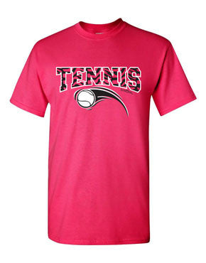 Zebra Tennis T-Shirt