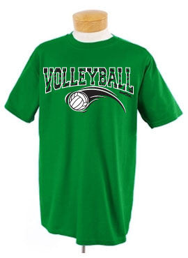 Natural Energy Volleyball T-shirt