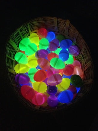 Glow In The Dark Easter Eggs for Hunts