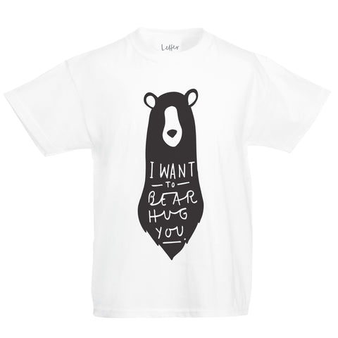 Bear Hug Child's T-Shirt