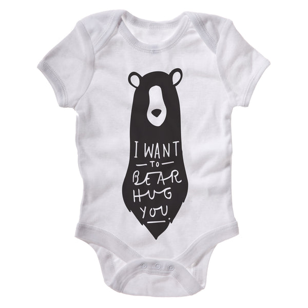 bear hug baby grow