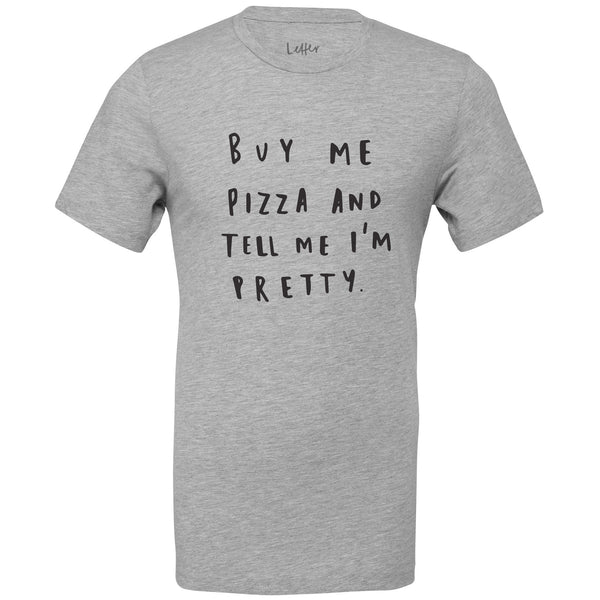 buy me pizza t shirt