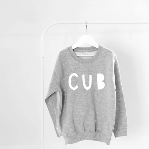 Cub Child's Sweater