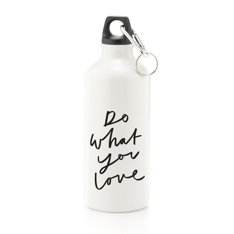 Do What You Love Water Bottle