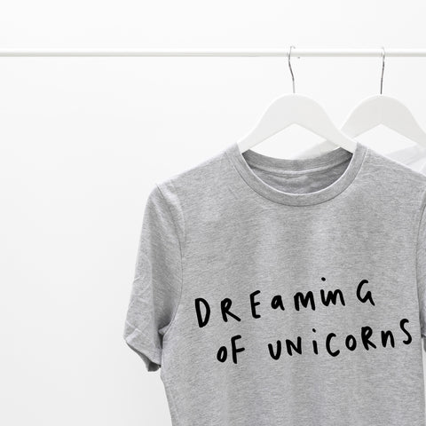 Dreaming Of Unicorns T-Shirt