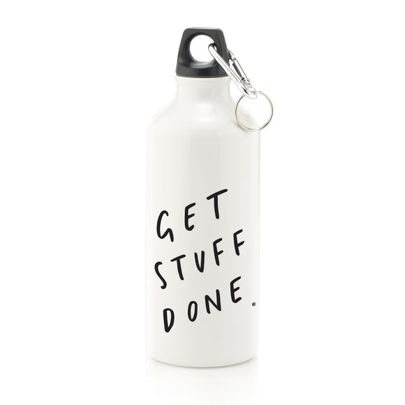 Get Stuff Done Water Bottle