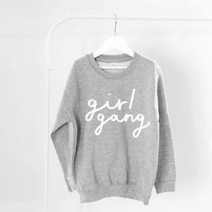 Girl Gang Child's Sweater