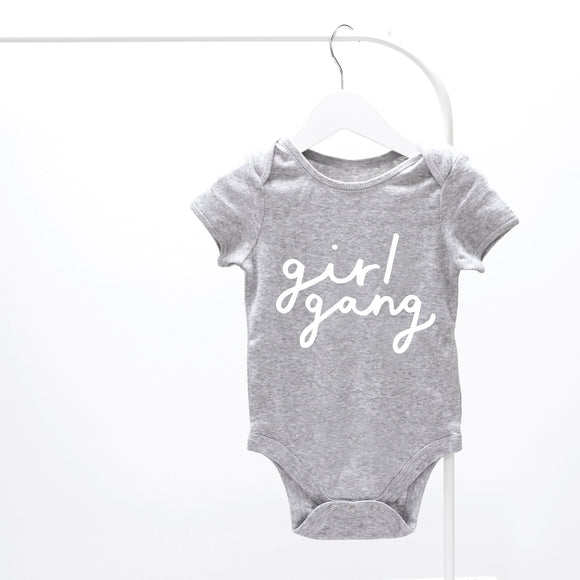 girl gang baby grow