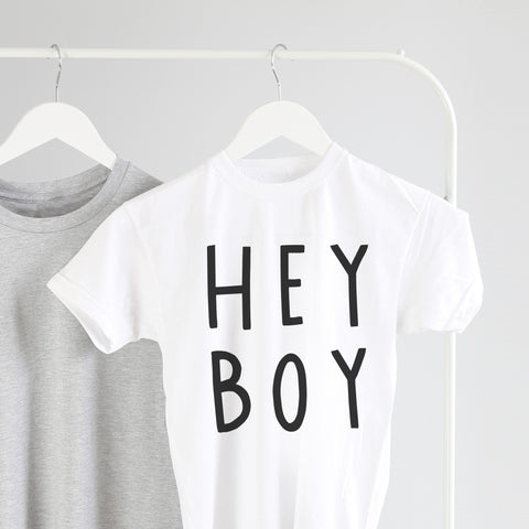 Hey Boy Child's T-Shirt