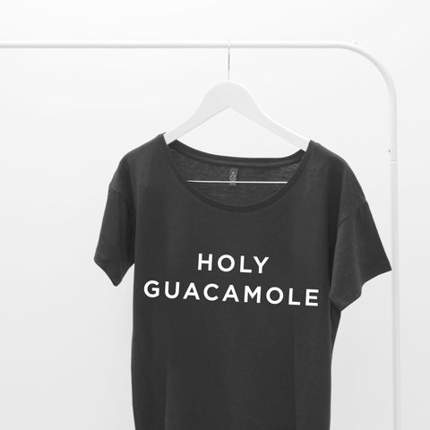 Holy Guacamole Oversized Women's T-Shirt