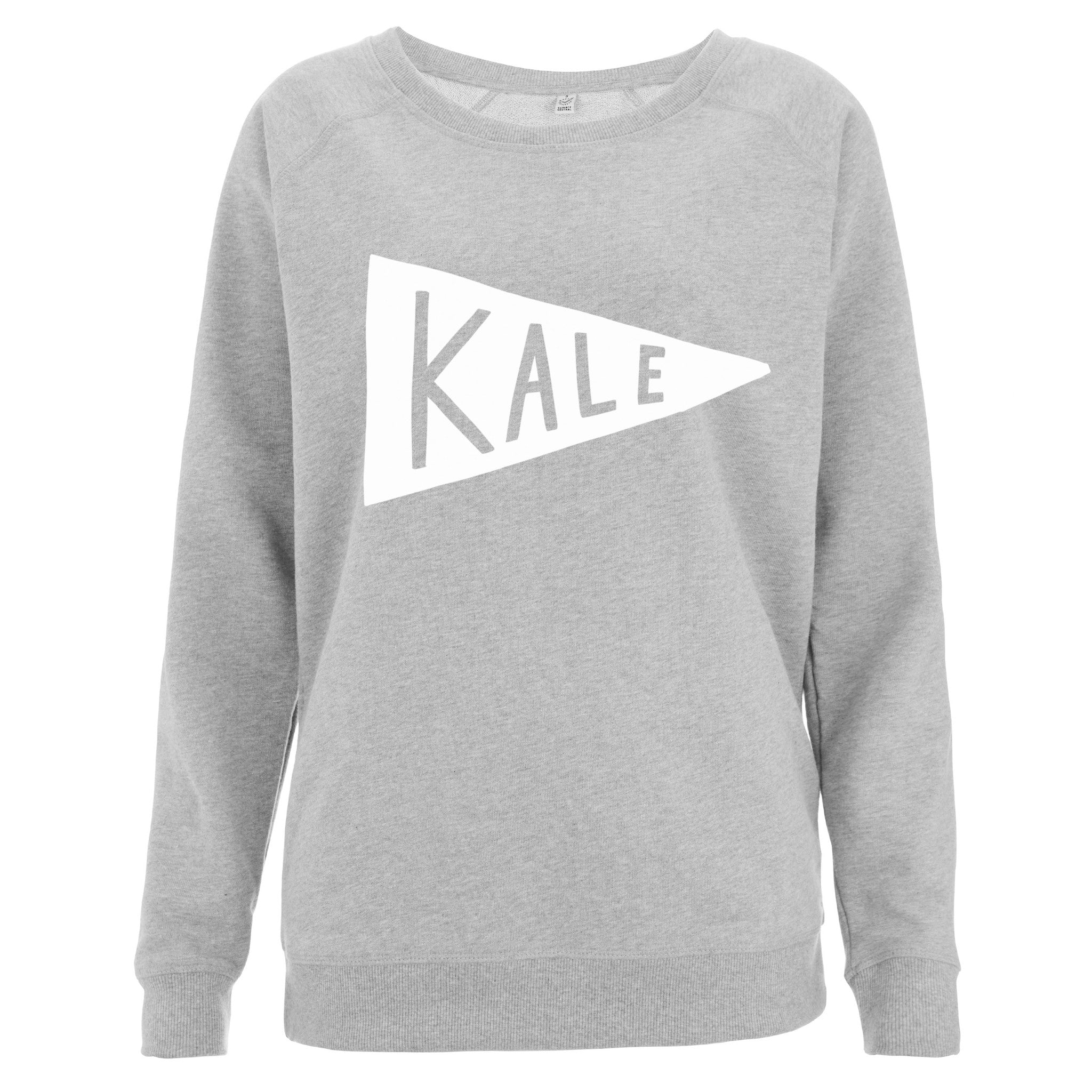 Kale Women's Scoop Neck Sweatshirt